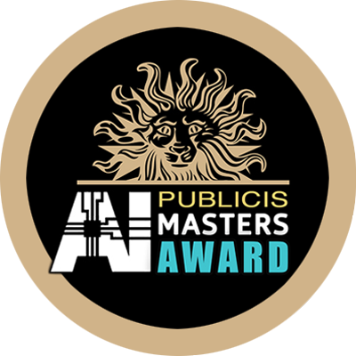 AiMasters Award Winner Badge